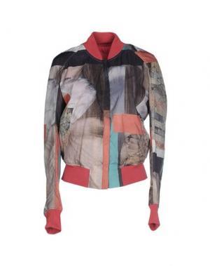 Куртка GENTRYPORTOFINO. Цвет: красный