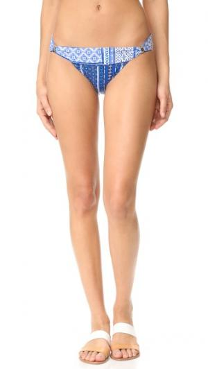 Плавки бикини Turquish с окантовкой OndadeMar. Цвет: турецкий