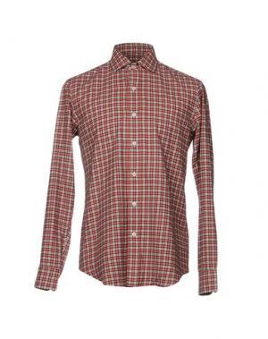 Pубашка SALVATORE PICCOLO. Цвет: красный