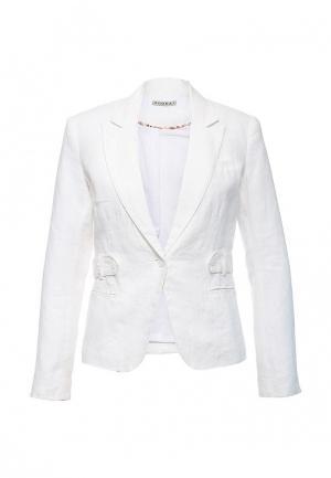 Пиджак Kookai. Цвет: белый