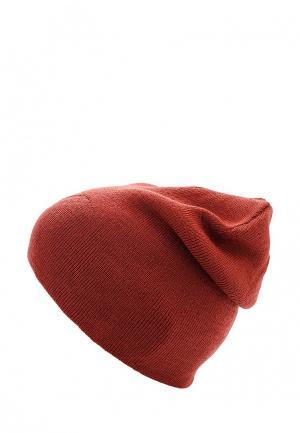 Шапка Quiksilver. Цвет: красный