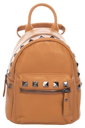 Backpack Massimo castelli. Цвет: brown