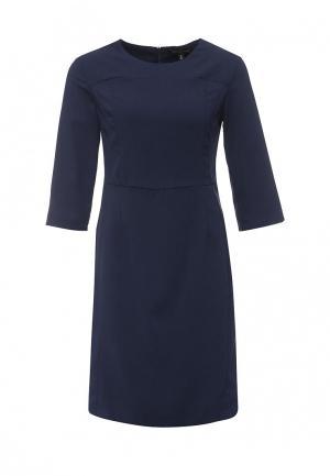 Платье Modis. Цвет: синий