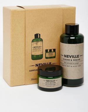 Neville Набор для бритья. Цвет: мульти