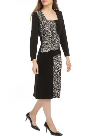 Dress Georgede. Цвет: black and beige
