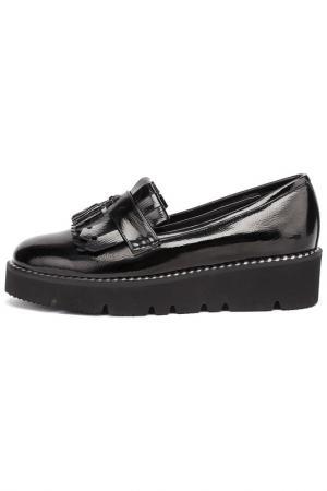 Туфли SpringWay. Цвет: черный