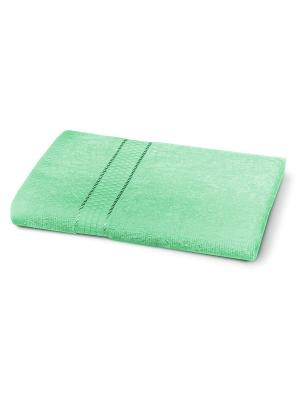 Полотенце 50х90 Любимый Дом. Цвет: светло-зеленый