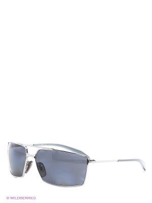 Солнцезащитные очки RH 802S 01 Zerorh. Цвет: серебристый