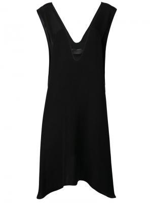 Платье Envelope Jasmin Shokrian. Цвет: чёрный