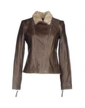 Куртка FREAKY NATION. Цвет: стальной серый