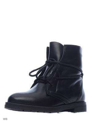 Ботинки Schtosen. Цвет: черный