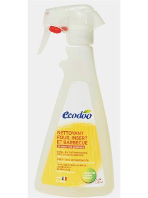 Ecodoo Чистящее И Обезжиривающее Экологическое Средство, Флакон 500 Мл. Цвет: кремовый