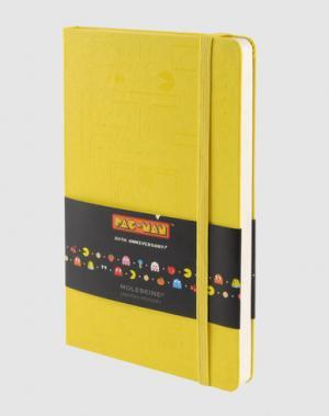 Записная книжка MOLESKINE. Цвет: желтый