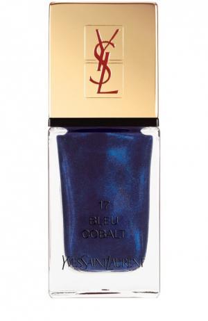 La Laque Couture Лак для ногтей №17 YSL. Цвет: бесцветный
