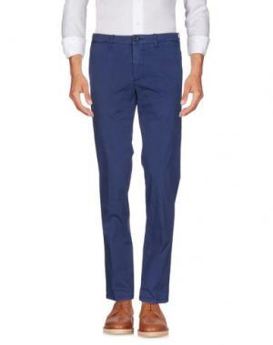 Повседневные брюки RE.BELL. Цвет: синий