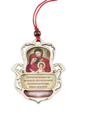 Благословение Водителя  Святого Семейства Holy Land Collections. Цвет: бежевый