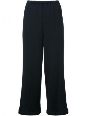 Укороченные брюки Taro Horiuchi. Цвет: чёрный