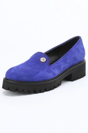 Туфли JTI BELLA. Цвет: синий