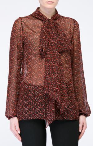 Блуза Красная ElenaFedel