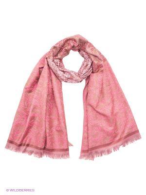 Палантин Eleganzza. Цвет: коричневый, малиновый, розовый