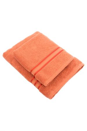 Полотенце, 90х140, 70х140 Sofi De Marko. Цвет: оранжевый