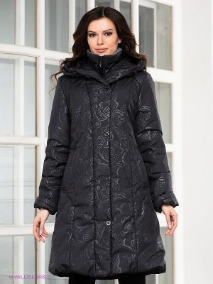 Пальто KATI Maritta. Цвет: черный