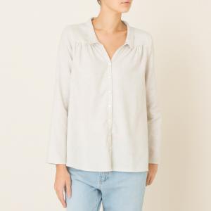 Рубашка VAMP HARRIS WILSON. Цвет: экрю
