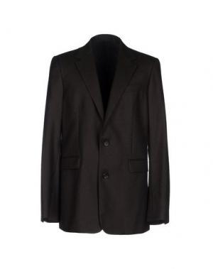 Пиджак GIULIANO FUJIWARA. Цвет: темно-коричневый
