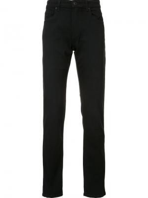 Прямые джинсы Paige. Цвет: чёрный