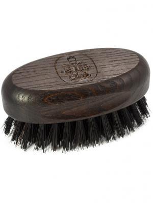 Щетка для бороды и усов KayPro. Цвет: коричневый