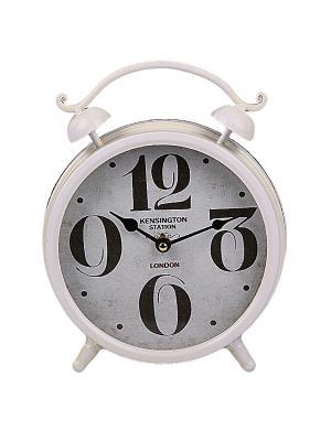Часы настольные PATRICIA. Цвет: белый
