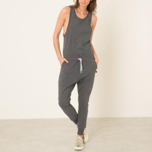 Комбинезон с брюками JUMP LOUNGE SWEET PANTS. Цвет: темно-серый