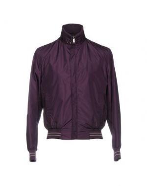 Куртка MABRUN. Цвет: фиолетовый