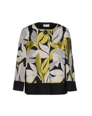 Пиджак CALALUNA. Цвет: серый