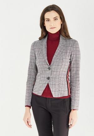 Пиджак Rinascimento. Цвет: серый