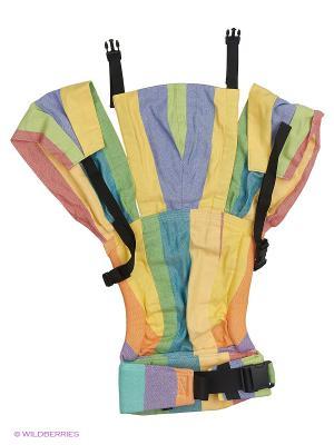 Слинг-рюкзак Нидл Mum`s Era. Цвет: желтый, зеленый, морская волна, светло-зеленый, фиолетовый, красный, оранжевый