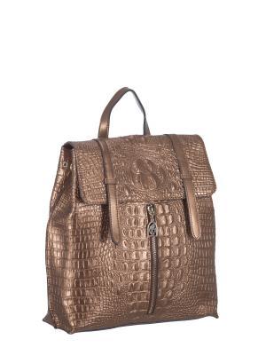Рюкзак Princessa. Цвет: бронзовый