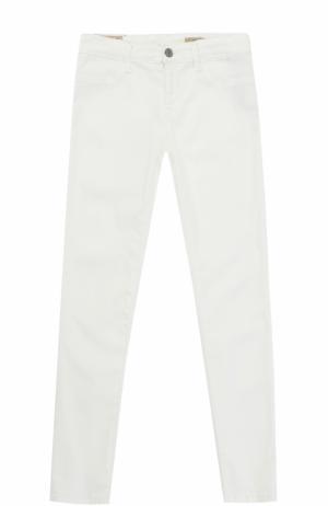 Джинсы прямого кроя Polo Ralph Lauren. Цвет: белый