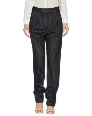 Повседневные брюки JONATHAN SIMKHAI. Цвет: стальной серый