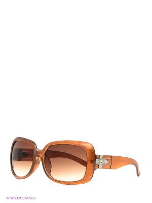 Солнцезащитные очки Vittorio Richi. Цвет: светло-коричневый, бежевый, темно-бежевый