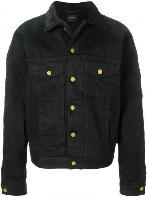 Куртка с пушистой подкладкой Fear Of God. Цвет: чёрный