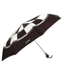 Зонт полуавтомат  1277 черный JEAN PAUL GAULTIER