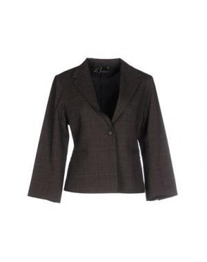 Пиджак BEA. Цвет: темно-зеленый