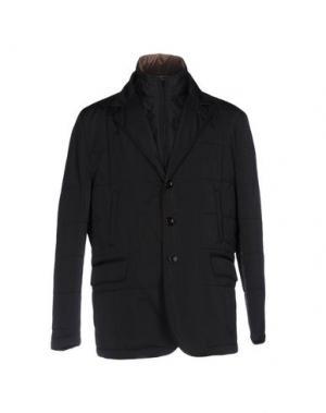 Куртка FABIO MODIGLIANI. Цвет: черный