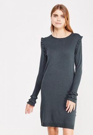 Платье Vero Moda. Цвет: зеленый