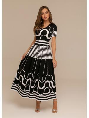 Платье со складками DEMURYA CONCEPT