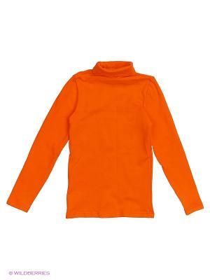 Водолазка M&DCollection. Цвет: оранжевый
