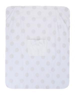 Одеяльце для младенцев NANÁN. Цвет: белый