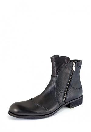 Ботинки классические Greyder. Цвет: черный