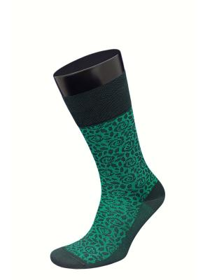 Носки ГРАНД. Цвет: темно-зеленый